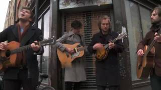 ahab - dockers hands - Live on Brick Lane