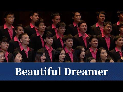 Beautiful Dreamer (Stephen Foster) - National Taiwan University Chorus