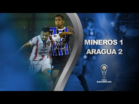 Mineros Aragua Goals And Highlights