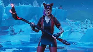 FORTNITE-I RELEASED THE LYNX SKIN (STAGE 1)