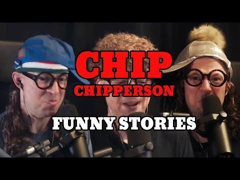 Chip Stories 1 (Funny Gym class, Special Ed, Uncle Paul, Llamar ...