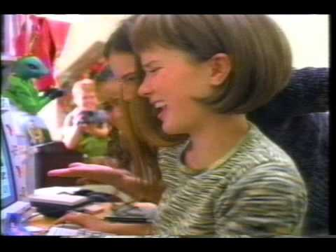 AOL commercial - 1996