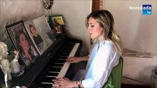 Tahir Günday Kızı Gökçen Le Nefesim Nefesine şarkısını Söylüyor