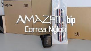 Amazfit Bip - Correa Nylon