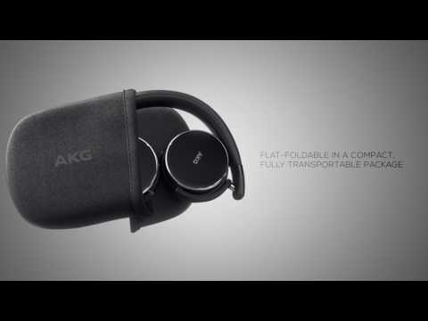 AKG N60NC Wireless Product Video English