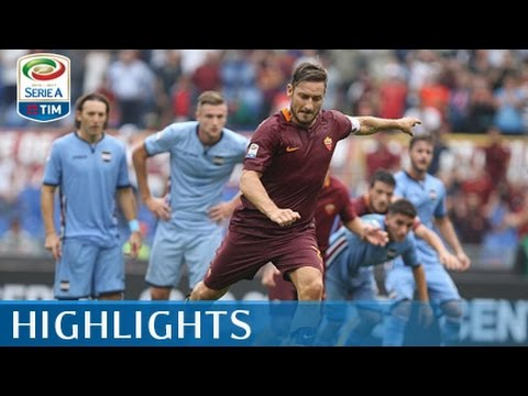 Roma - Sampdoria - 3-2 - Highlights - Giornata 3 - Serie A TIM 2016/17