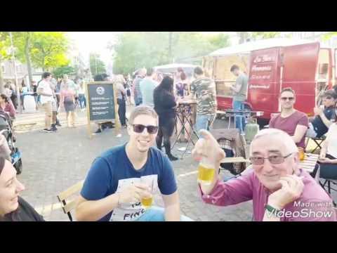 FOODTRUCK FESTIVAL RRROLLEND in Holland