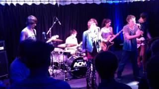 12 year old drummer jamie drums lost prophets at acm guildford