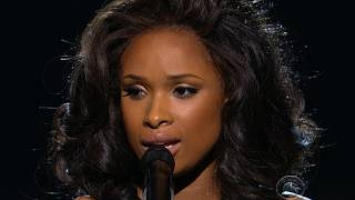 Grammys 2012: Jennifer Hudson Tribute to Whitney Houston