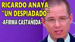 Ricardo Anaya, su ambición lo está llevando al fracaso