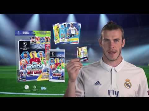 UEFA Champions League Match Attax 2016/17!