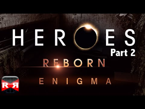 Heroes Reborn: Enigma Lvl. 11-23 - iOS / Android - Walkthrough Gameplay Part 2