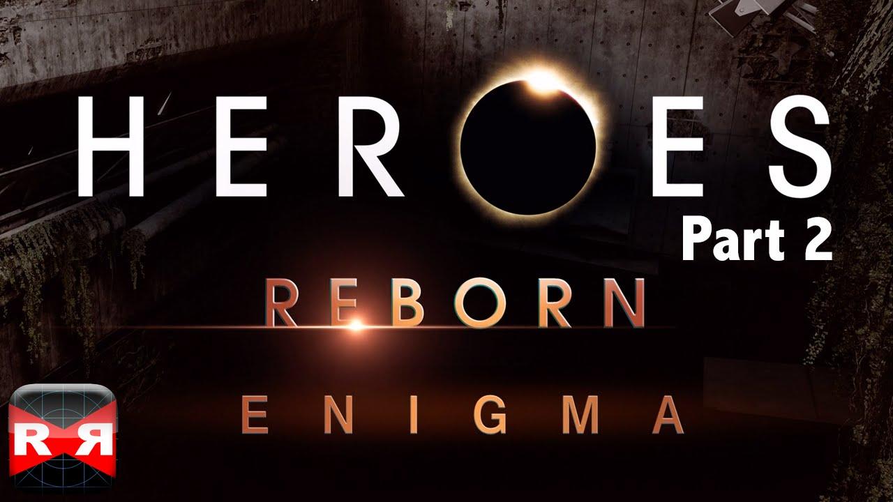 لعبه الاكشن والالغاز الجديده : Heroes Reborn: Enigma v1.0 مدفوعه