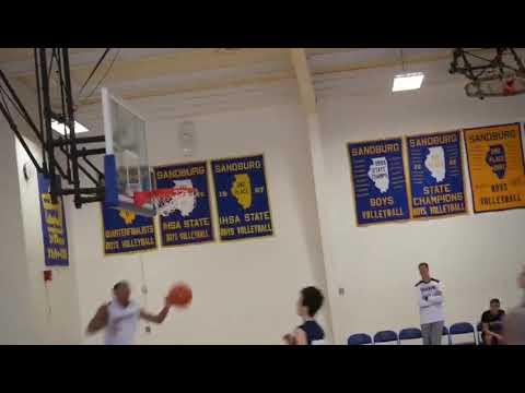 Terrence Fields redbasketballelite Carl Sandburg High school