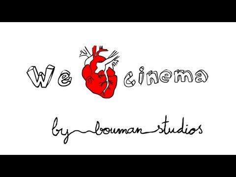 we ♥ cinema   Bouman Studios