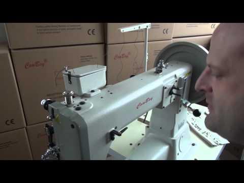Comment r gler la tension de votre machine coudre - Comptoir phoceen de la machine a coudre ...