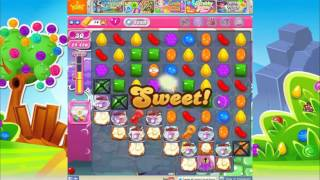 Candy Crush Saga Level 1249 (No Boosters)