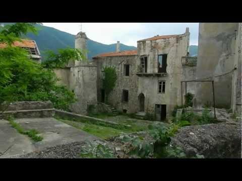 Sorprendente Liguria: Balestrino, paese fantasma