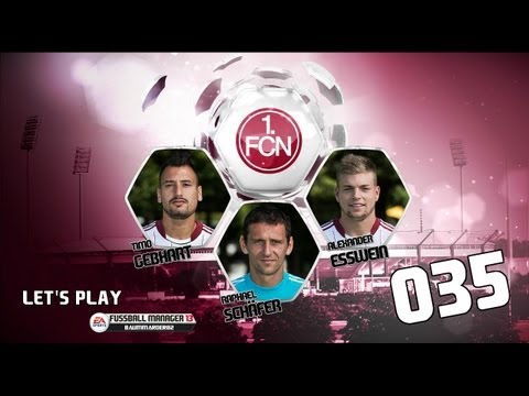 Let's Play Fußball Manager 13 - #035 Das Frankenderby steht an [HD]