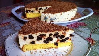 """Торт """"Нежное Облако"""" / Торт с Черносливом / Cake With Prunes / Пошаговый Рецепт (Очень Вкусно)"""