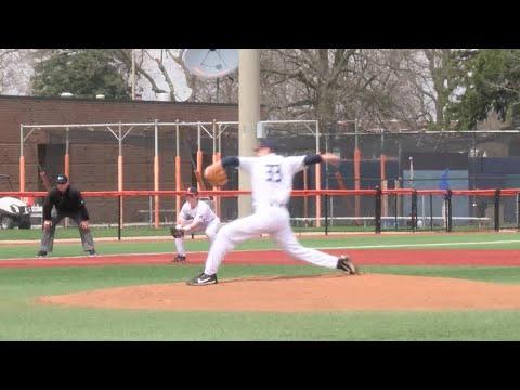 Illinois Baseball Highlights vs. Rutgers 4/14/18