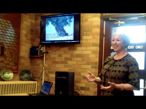 Leah's story - Leah and Moshe Goldsmith discuss Itamar, Israel