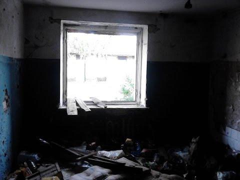 Белые Берега - умирающий городок в Брянской области