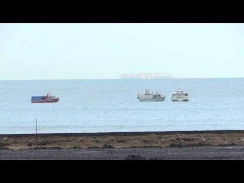 French Fishermen Block Calais Port Over North Sea Pulse Fishing