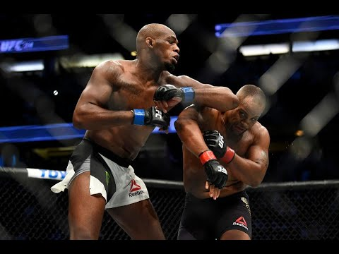 Jon Jones vs Daniel Cormier 2 | FIGHT HIGHLIGHTS