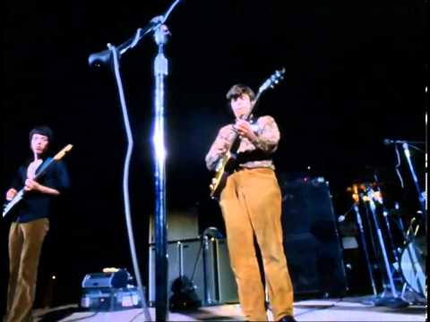 Woodstock 1969 - Canned Heat - On the Road Again part 1