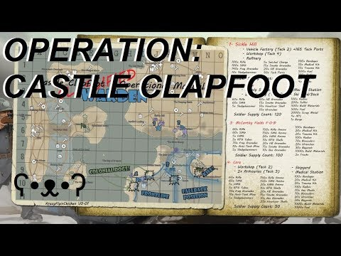 Operation: Castle Clapfoot (Community Event) - Foxhole