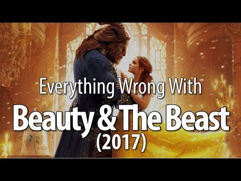 Thumbnail: Everything Wrong With Beauty and the Beast (2017)
