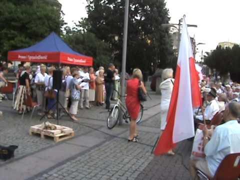 Hej tam pod Warszawą - Pieśń Krakusa - Śpiewnik Polski - Szczecin 2014