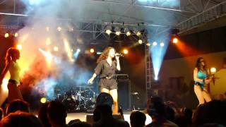 Claudia Pavel (Cream) - Begging for mercy / Live in Otopeni - 23.07.2010