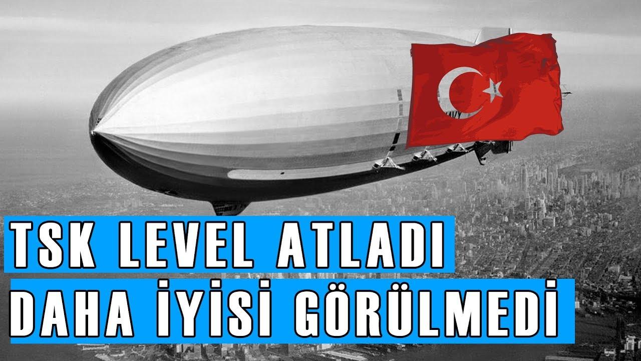 ASELSAN ZEPLİNLERLE TSK'YA LEVEL ATLATTI! - YouTube