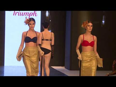 Lace Collection - Triumph Fashion Show 2018