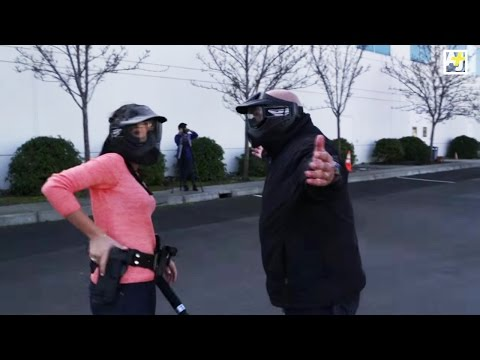 Behind The Scenes Police Training Video: When To Use Lethal Force