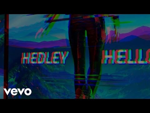 Hedley - Hello (Lyric Video)