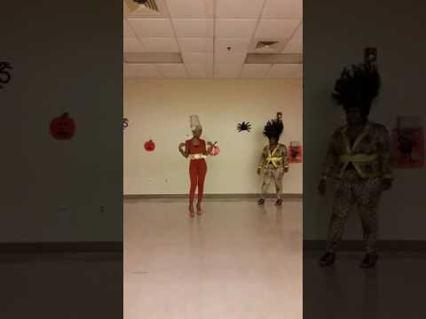 Brittney and Tosha as Nisi and Micky from Baps - YouTube