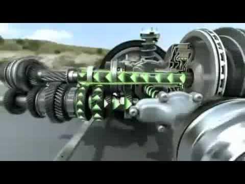 hộp số ly hợp kép PDK của Porsche-neverlose.flv
