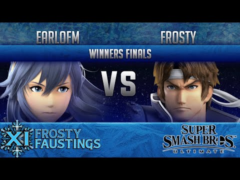 FFXI - Smash Ultimate Singles Winners Finals - UR EarlofM (Lucina) vs  Frosty (Richter)