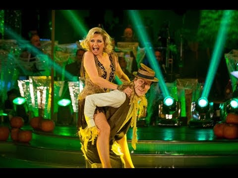 Fiona Fullerton & Anton Charleston to 'Jeepers Creepers'  Strictly Come Dancing  BBC One