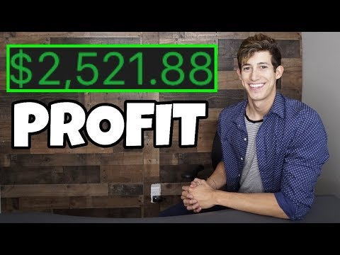 HOW TO SWING TRADE THIS 2019 | $2.521.88 PROFIT