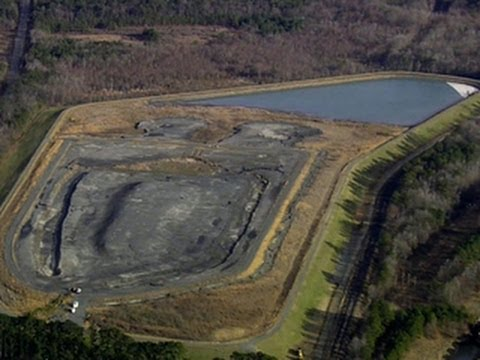 "Coal ash pollution: North Carolina asks to pull out of ""sweetheart deal"" with Duke Energy"