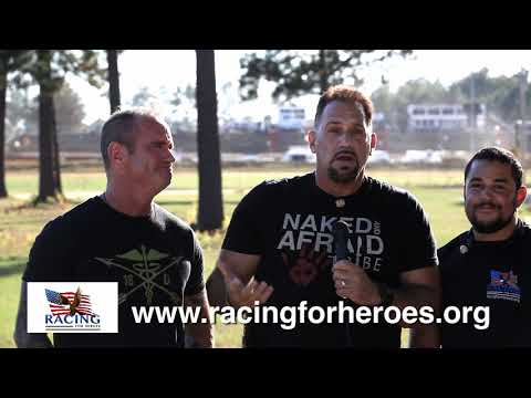 Racing For Heroes Fayetteville Motor Speedway Enduro Promo