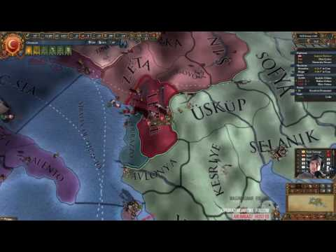 EUIV Multiplayer with WilliamTheIII | Ottomans 1