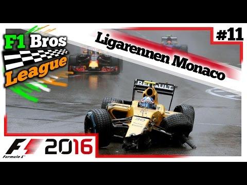 LIGARENNEN MONACO - S4 #11 - Die Königsdisziplin!! | F1 Bros League