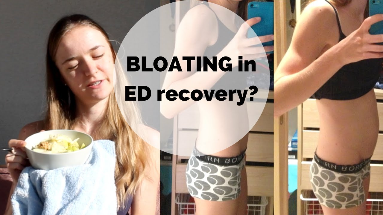 How To Deal With Bloating In Eating Disorder Recovery Oatmeal