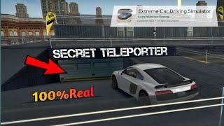 I Found a Secret teleportor : Extreme Car Driving Simulator screenshot 4