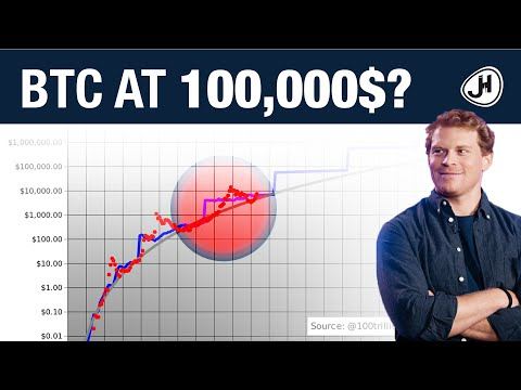 Stock To Flow Ratio: Bitcoin At 100,000 USD In 2020!